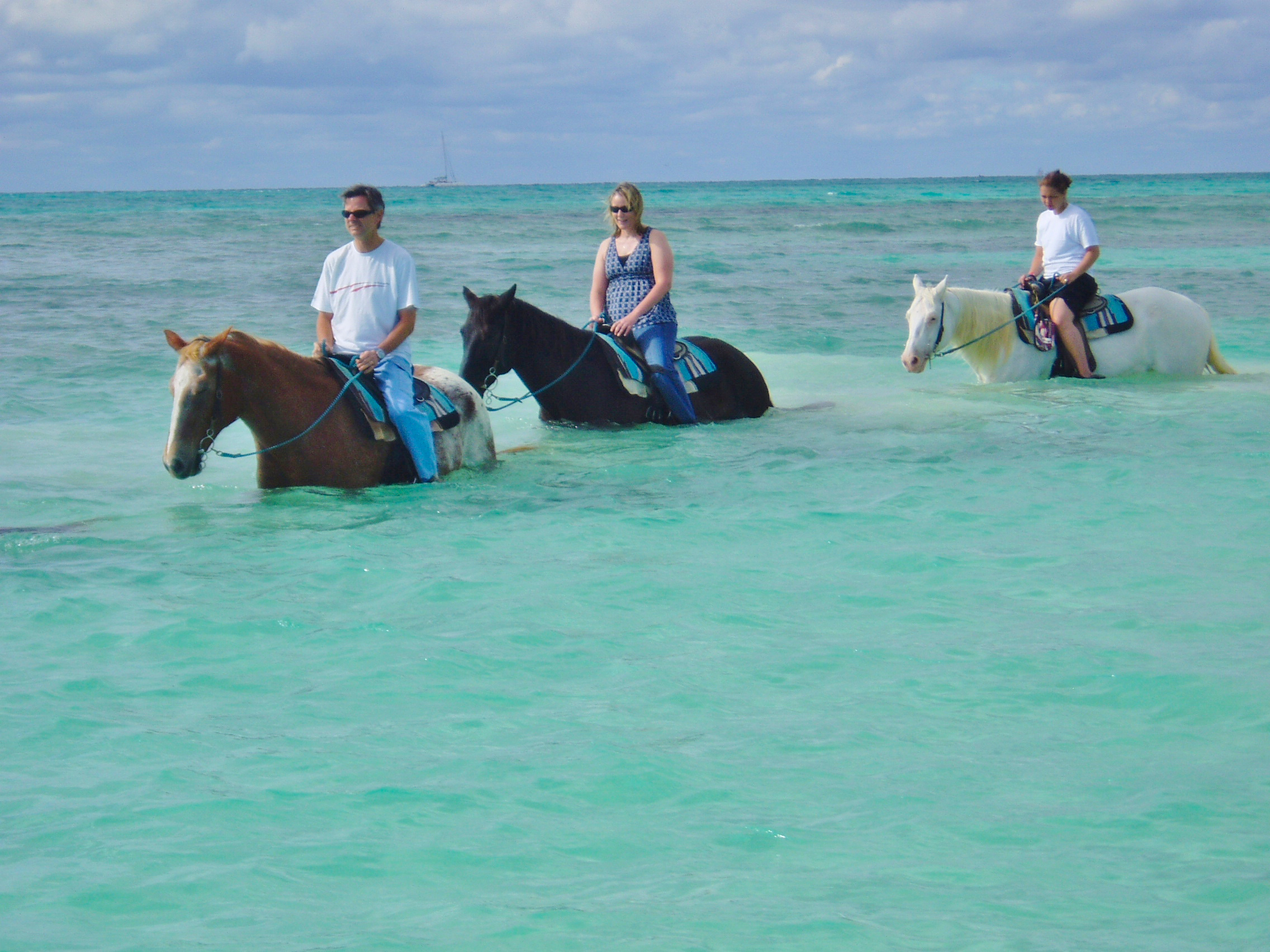 Freeport Horseback Riding Trail Jamaica Cruise Excursions
