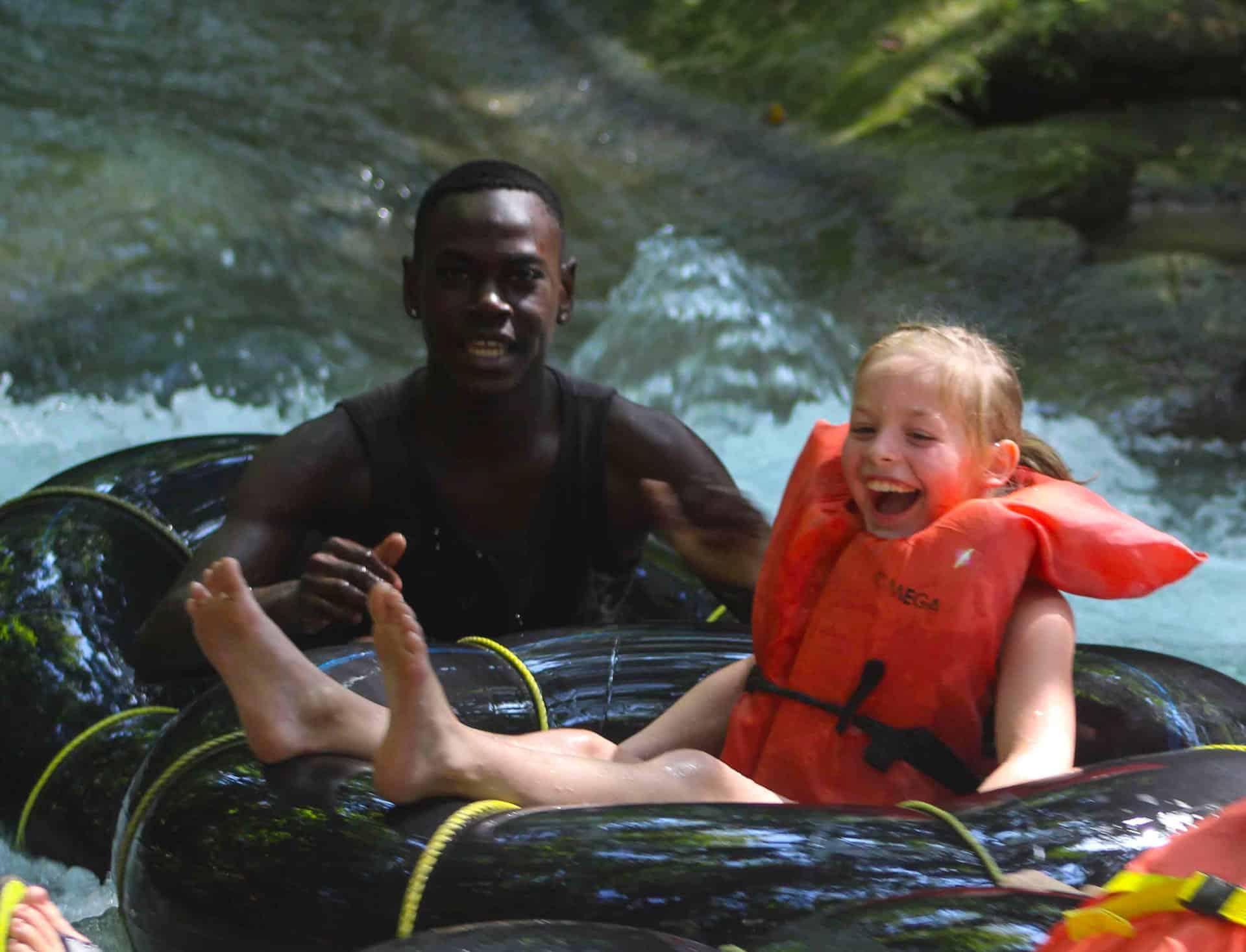 Ocho Rios River Tubing 9 Jamaica Cruise Excursions