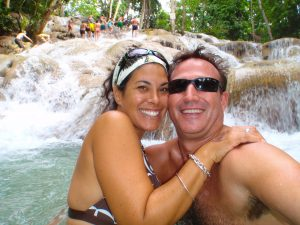 Dunn's river falls jamaica mon!